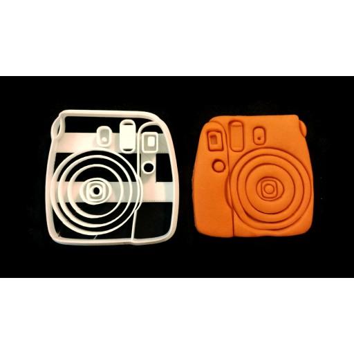 Instapix Camera Cookie cutter