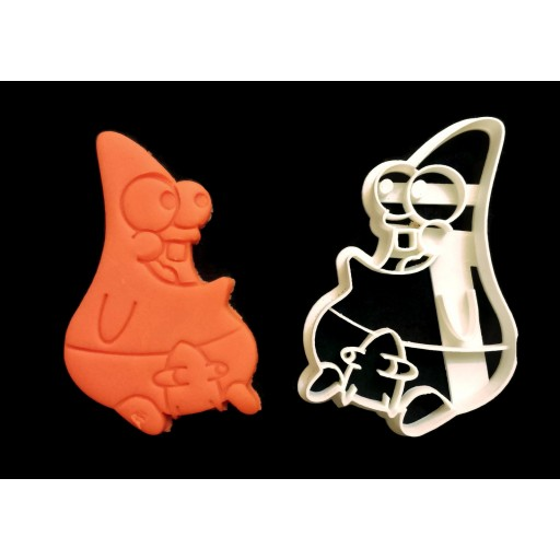 Baby Patrick Spongebob Cookie Cutter