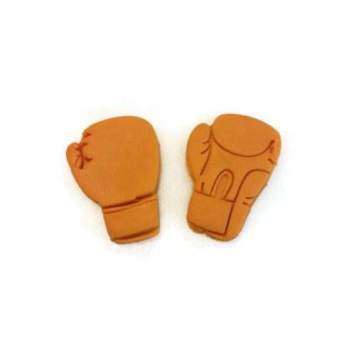 Boxing Gloves Fondant Cutter Set