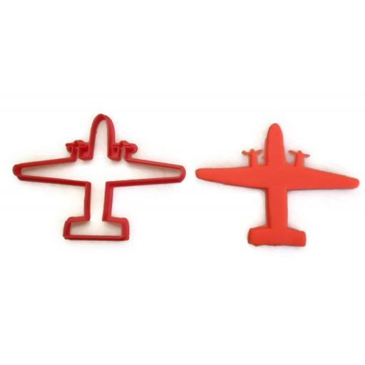 C2 Greyhound airplane cookie cutter