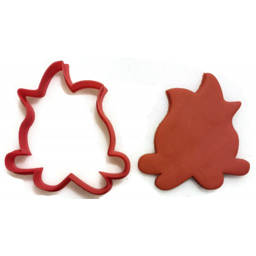 Camp Fire Cookie Cutter
