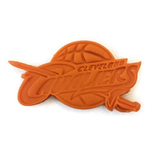 Cleveland Cavaliers NBA Custom Cookie Cutter