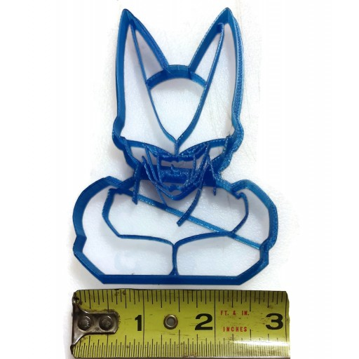Dragonball Z Cell Cookie cutter