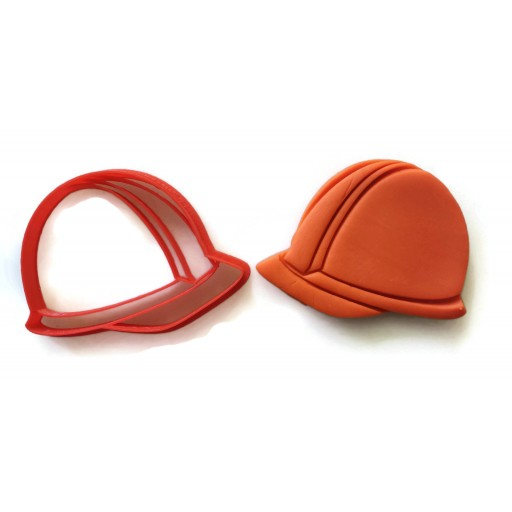 Construction Hat Cookie Cutter