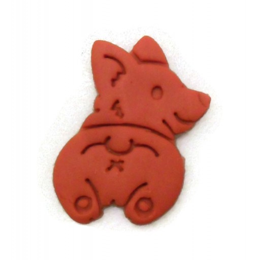 Corgi dog Butt cookie cutter fondant cutter