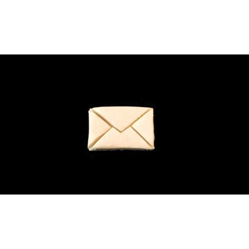 "3D Printed Envelope Fondant Cutter 1 1/2"" x 1"""