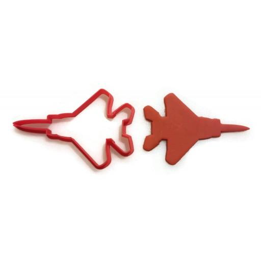 F 15 Strike Eagle US Fighter Jet Cookie Cutter