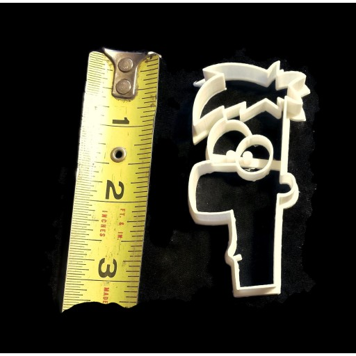 Phineas and Ferb Cookie cutter set