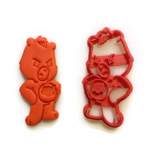 Care Bears Grumpy Bear cookie cutter