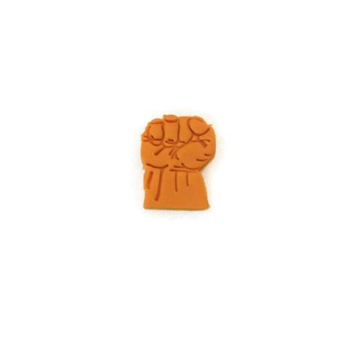 "The Incredible Hulk Fist Fondant Cutter 2"" x 1 1/2"""