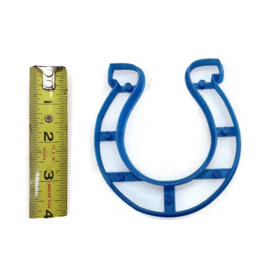 Indianapolis Colts NFL Cookie Cutter