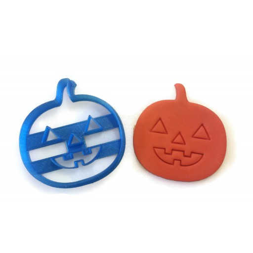 Halloween Jack O' Lantern Cookie Cutter