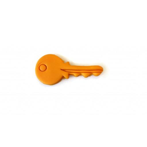 "3D Printed Key Fondant Cutter 3"" x 1 1/2"""
