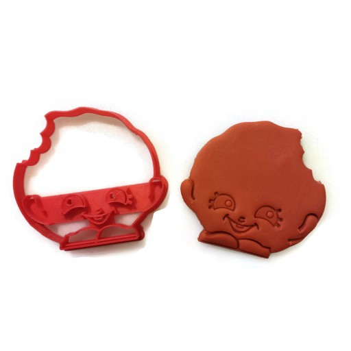 Shopkins Kooky Cookie Cookie Cutter