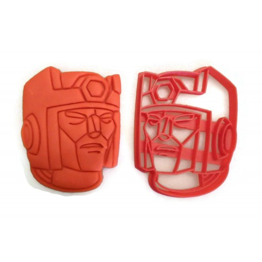 Transformers Generation one G1 Kup cookie cutter