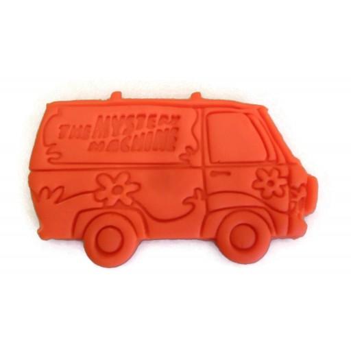 Scooby Doo Mystery Machine van cookie cutter