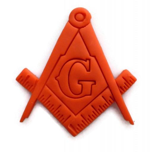 Freemason Masonic Square and Compasses cookie cutter fondant cutter