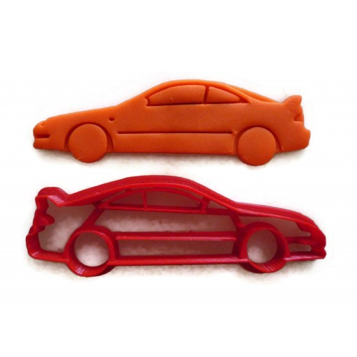 Acura Integra Type R DC2 cookie cutter fondant cutter