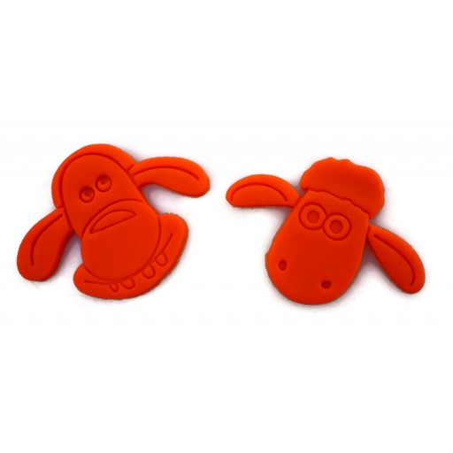 Shaun The Sheep Shaun and Blitzer Cookie Cutter set