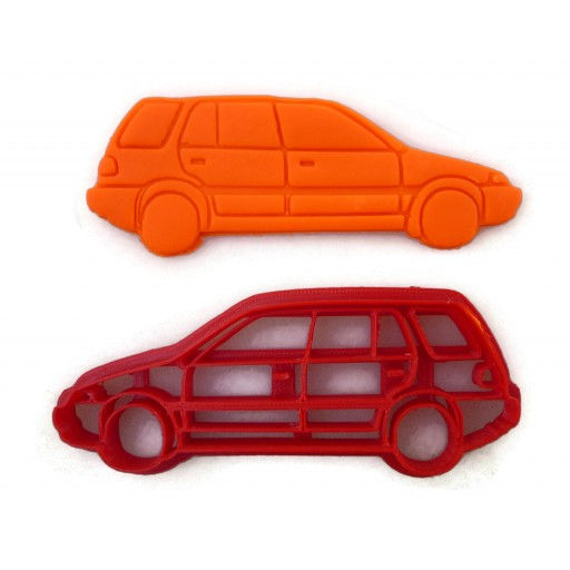 Honda Civic Wagovan Cookie Cutter