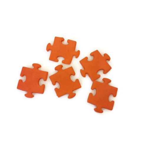 3D Printed Puzzle Piece Cookie Cutter