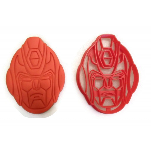 Transformers Generation one G1 Rodimus Prime cookie cutter