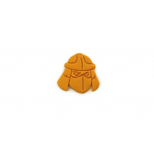 Teenage Mutant Ninja Turtles TMNT Shredder Cookie Cutter