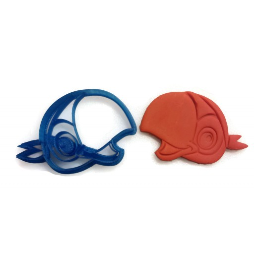Jake and The Neverland Pirates Skully Cookie Cutter
