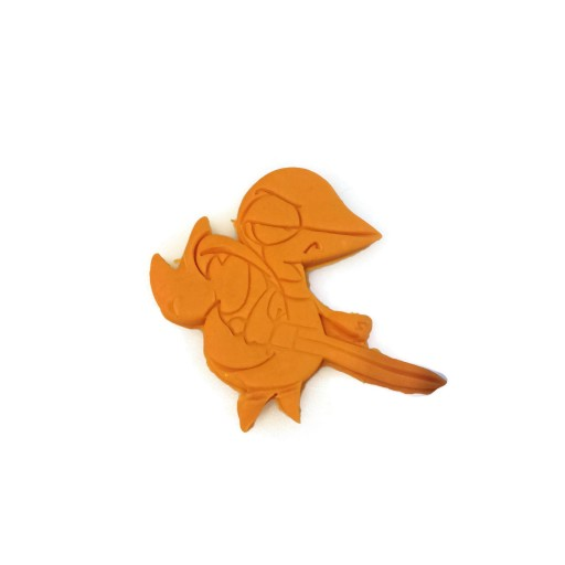 """Pokemon Snivey Cookie Cutter 3 1/2"""" x 3 3/4"""""""