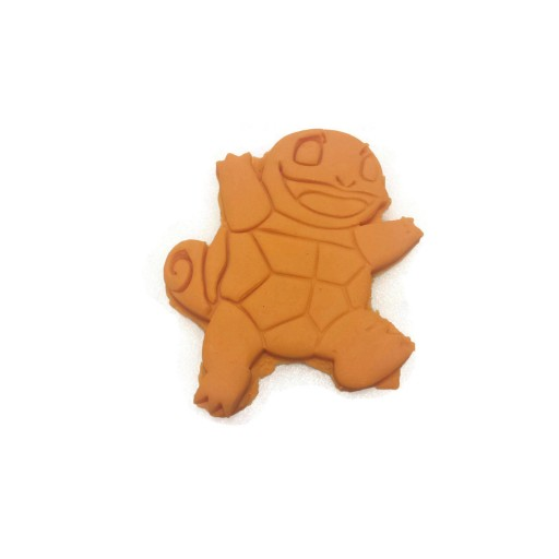 """Pokemon Squirtle Cookie Cutter - 3 1/2"""" x 2 3/4"""""""