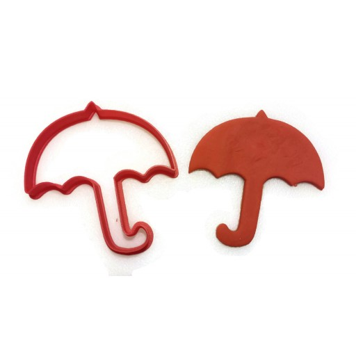 Umbrella Cookie Cutter