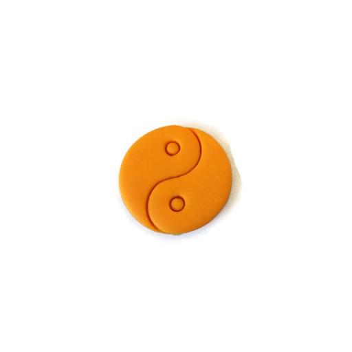 3D Printed Yin Yang Cookie Cutter Fondant Cutter