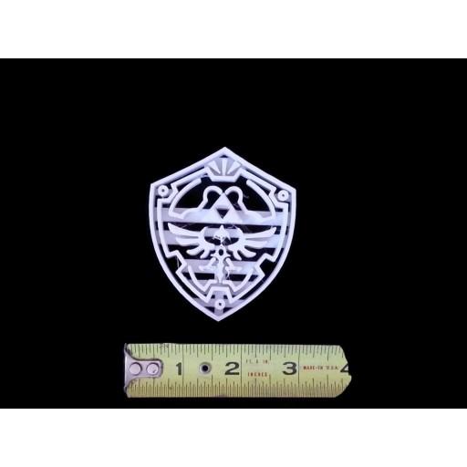 Link Hylian Zelda Shield Cookie Cutter