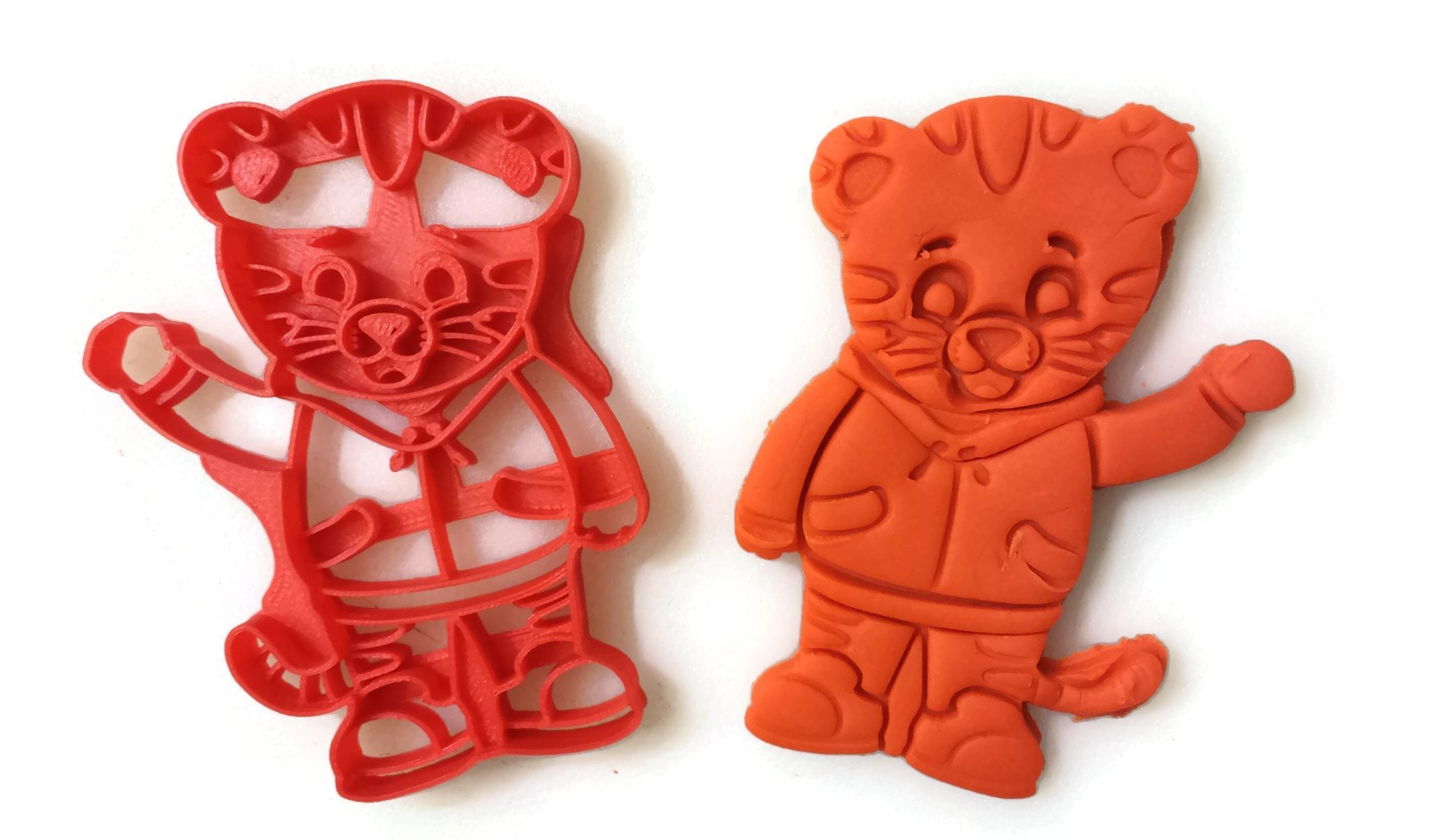 Daniel Tiger Cookie Cutter from Daniel Tiger\'s Neighborhood ...