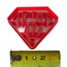 Super Hero Registered Nurse Super Nurse cookie cutter