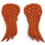 Angel Wings Cookie cutter set