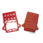 Shopkins Cheeky Chocolate Cookie Cutter