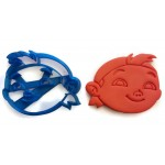 Jake and The Neverland Pirates Chubby Cookie Cutter