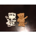 Daniel Tiger Custom Cookie Cutter