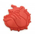 USMC Marines Devil Dog Cookie Cutter