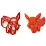 Pokemon Eevee cookie cutter