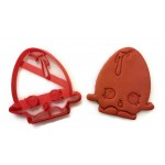 Shopkins Googy Cookie Cutter