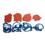 Jake and The Neverland Pirates Cookie Cutter Set