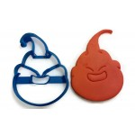 Dragonball Z Majin Buu Cookie Cutter