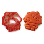 Shopkins Miss Mushy Moo Cookie Cutter