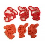My Melody Cookie Cutter Set