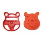 Winnie The Pooh Face cookie cutter