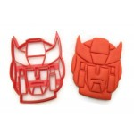 Transformers Generation One G1 Prowl Cookie cutter