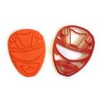 Power Rangers Red Power Ranger cookie cutter
