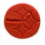 Pittsburgh Steelers cookie cutter